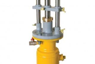 Устройство для врезки в газопровод УВГ-200