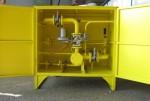 ГРПШН (Газорегуляторные пункты шкафные низкого давления)