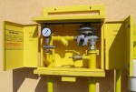 Газорегуляторный пункт шкафной ДРП-1(FE-10), ДРП-2(FE-25), ДРП-3(FE-50)