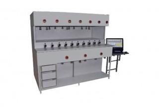 Установка для поверки счетчиков газа СПУ-5